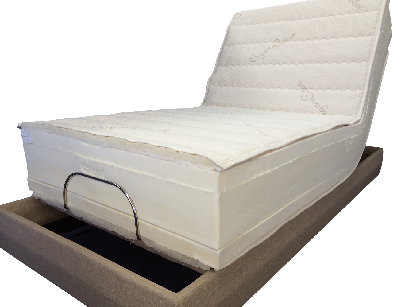 twinsize adjustable bed
