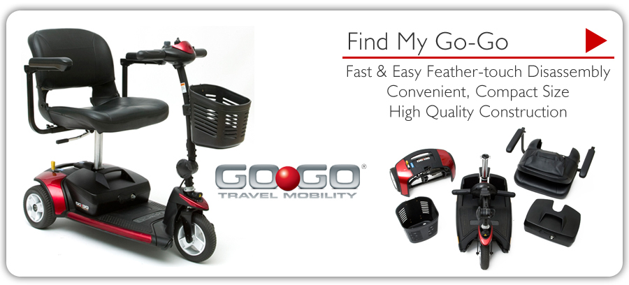 Go-Go Travel Mobility in Phoenix AZ - Find My Go-Go