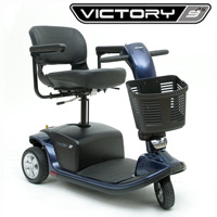 Victory 9 PS Scooter