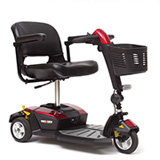 Phoenix electric senior elderly 3 wheel scooters
