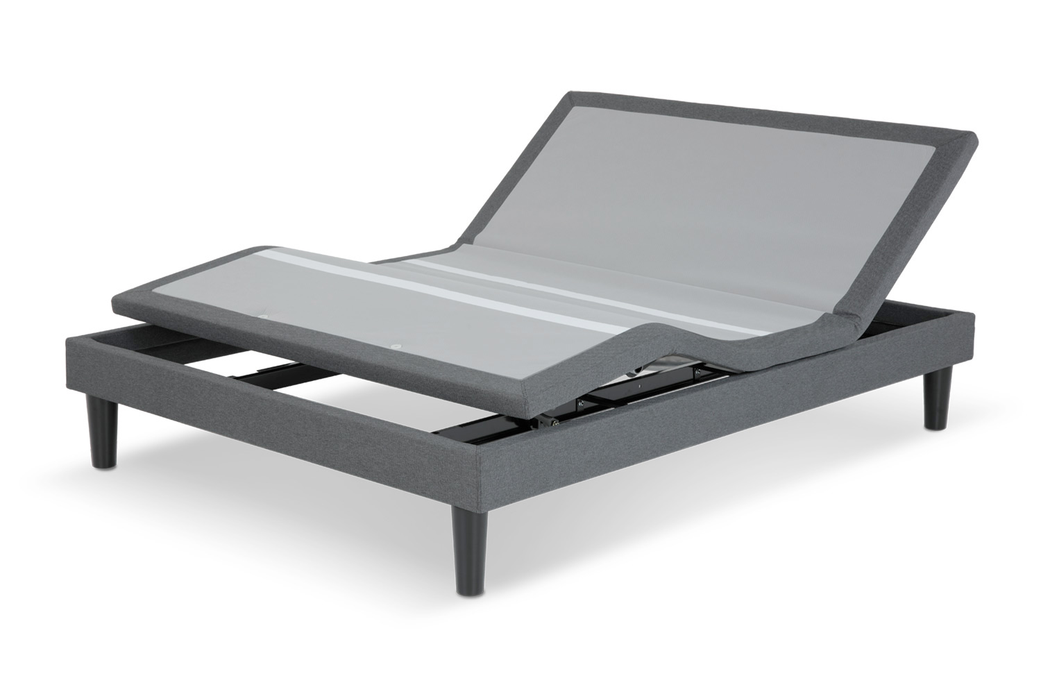 oakland adjustable bed motorized frame power base by leggett & platt