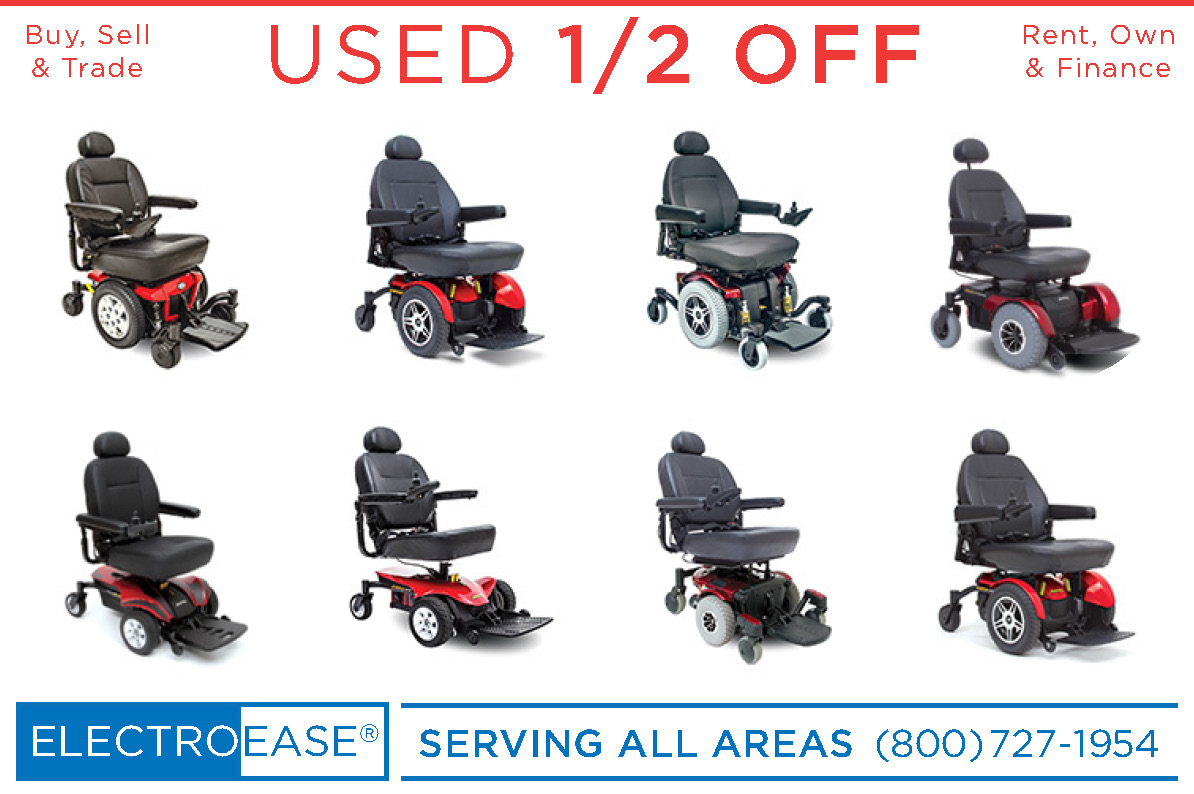 used phoenix az rent an electric wheelchair