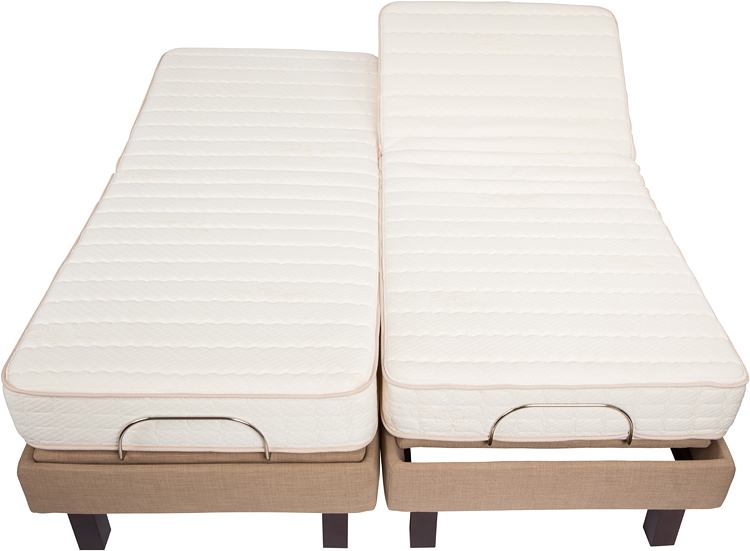 "Firmer 7"" Latex Mattress Best Quality Electric Adjustable Bed Firmest"