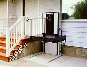 electric wheel chair elevator Phoenix az vertical platform mobile home porchlift